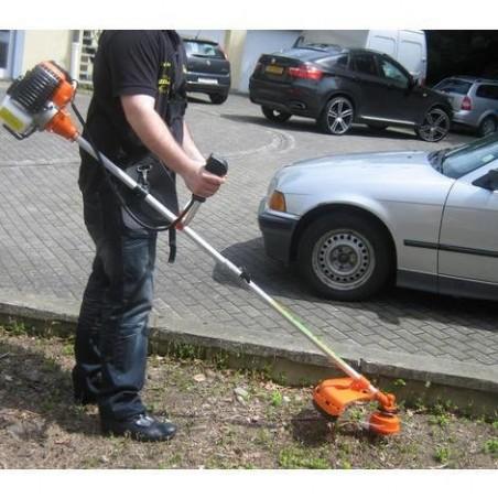 Professional Earth Auger Post Pole Borer 82 CC 3 Drills Bits 100 200300