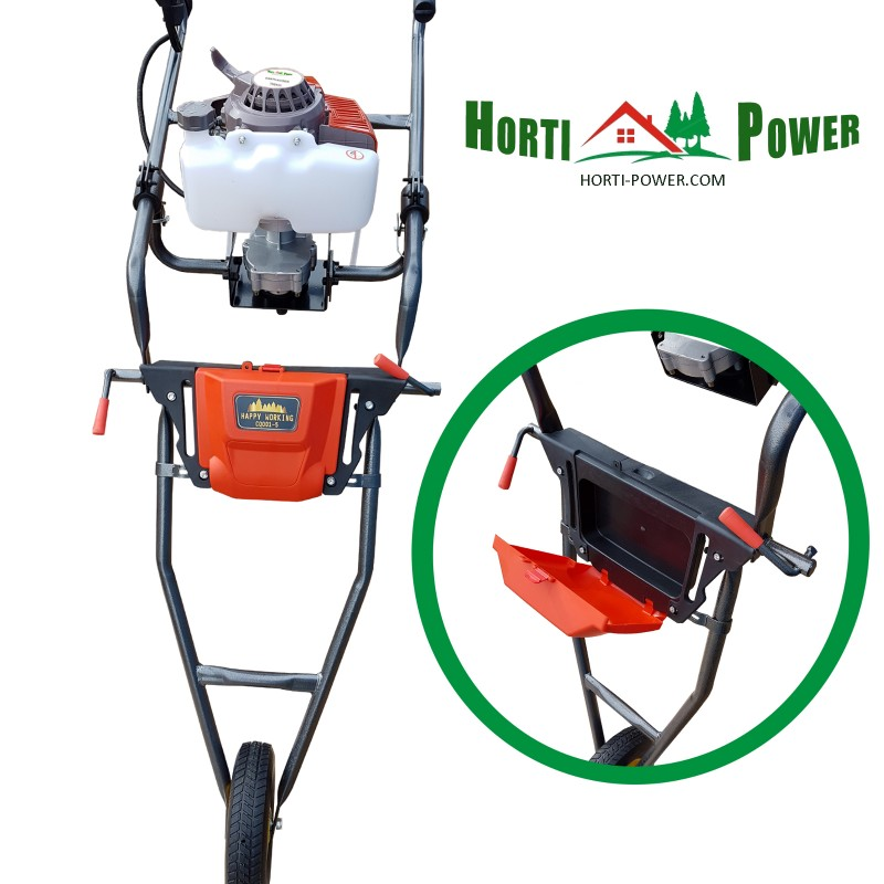 "2"" Petrol Water Pump - 6.5HP 4 Stroke Engine"
